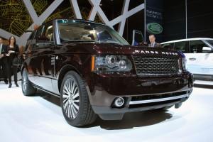 Range Rover Autobiography Edition