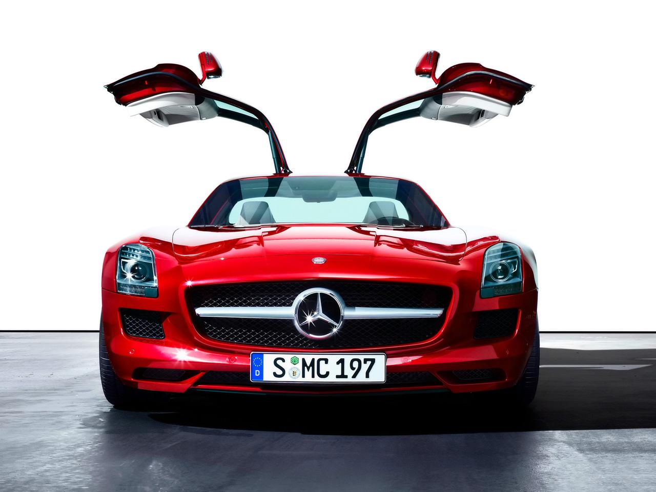 Salón de Ginebra 2011: Especial preparaciones SLS AMG