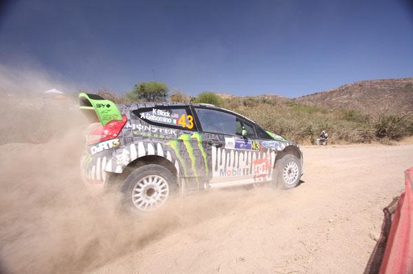 WRC: Rally México 2011, Citroën domina