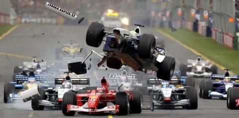 Actualidad F1, declaraciones del tito Bernie