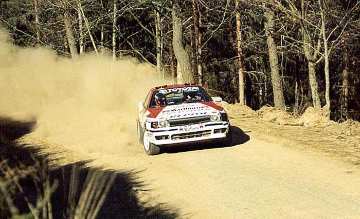 Todt quiere devolver la corona a la WRC