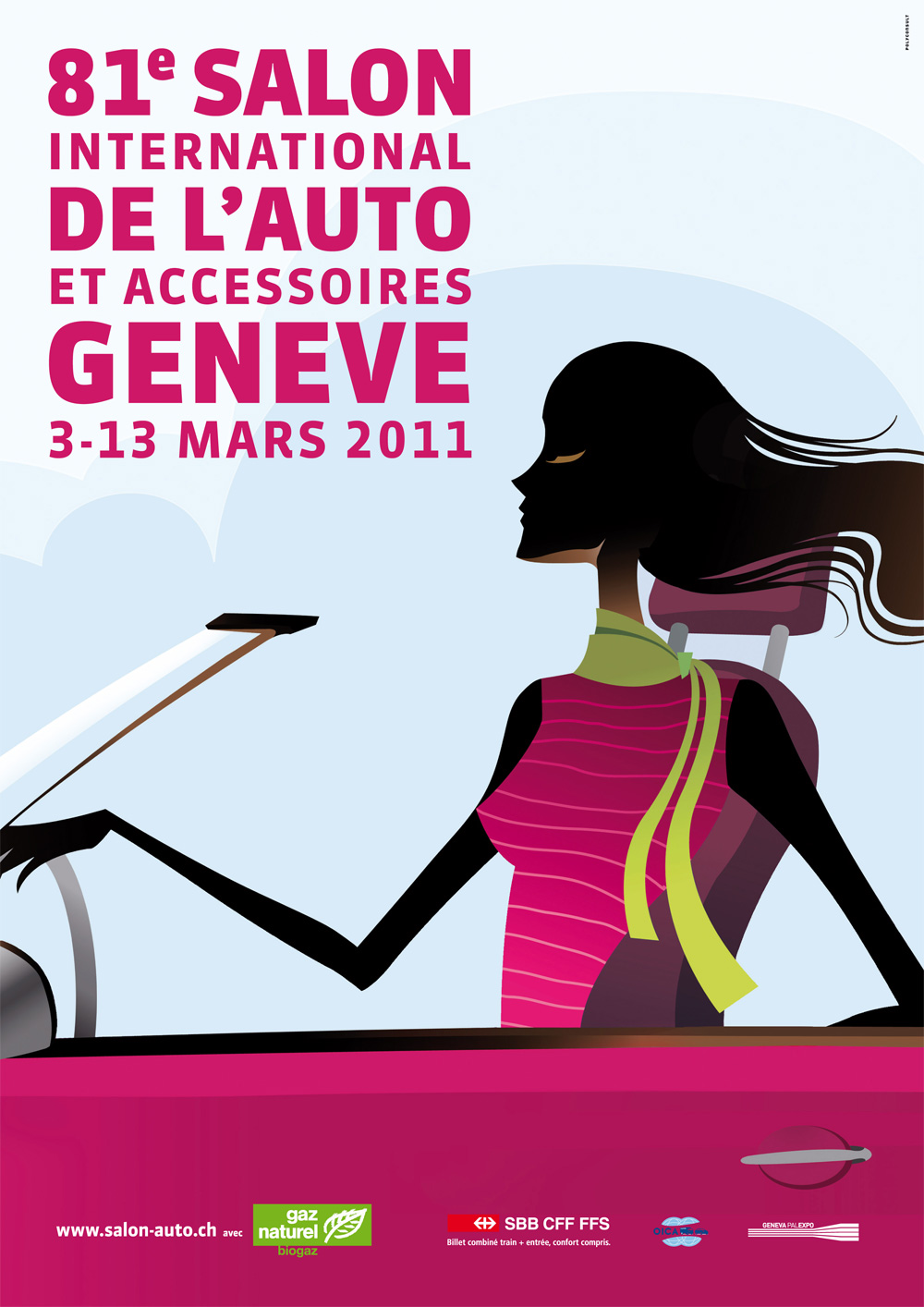 Salón de Ginebra 2011: Parte I