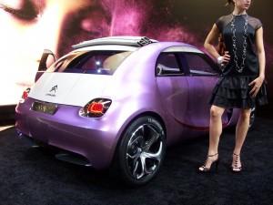 Citroën Revolte trasera chica