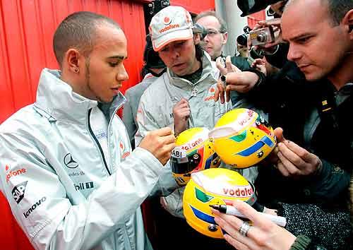 Hamilton y McLaren, dudas y declaraciones.