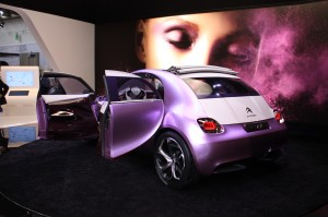 Citroën Revolte (de lado)