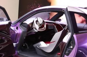 Citroën Revolte puertas