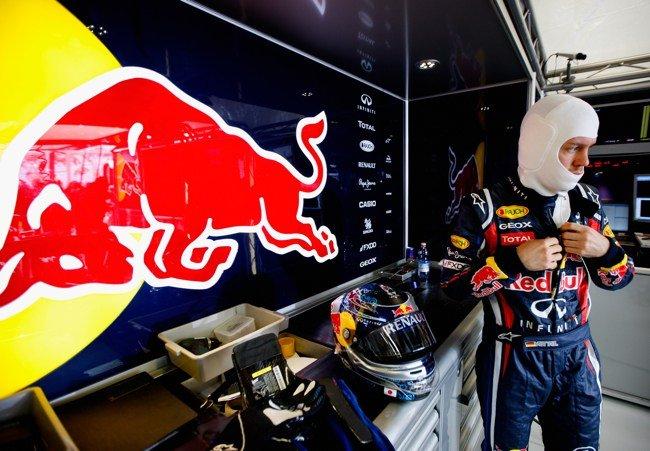 Pole para Vettel en la primera carrera de F1 del año