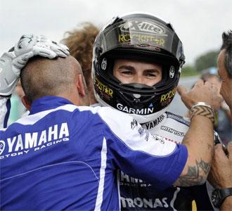 Clasificación GP de Portugal del mundial de motociclismo