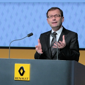 Caso de espionaje en Renault: Patrick Pélata dimite