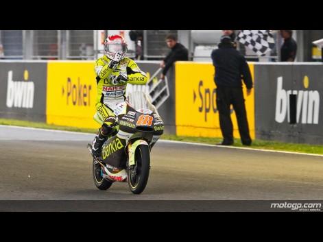 Carrera GP de España del mundial de motociclismo