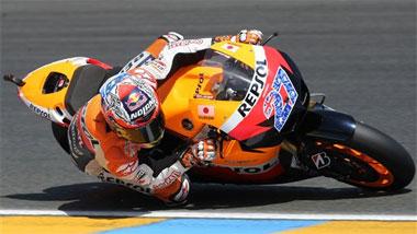 Clasificación GP de Francia del Mundial de Motociclismo