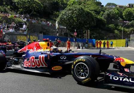Carrera GP Mónaco F1 2011: Vettel vuelve a ganar en las calles de Mónaco
