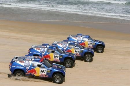 Volkswagen no participará en el Dakar 2012