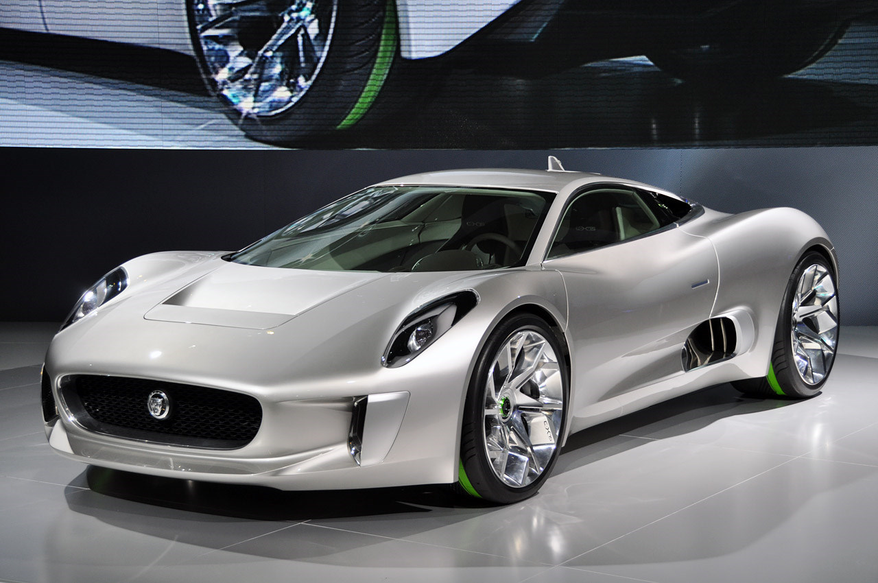 El Jaguar C-X75 entrará en producción (sorpresa extra para la F1)