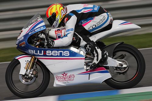 Carrera GP de Francia del Mundial de Motociclismo: Simoncelli a la carga