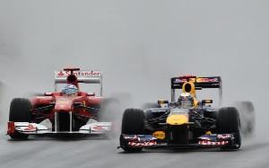 Carrera F1 GP Canadá: Aguacero en Montreal y Button da la campanada