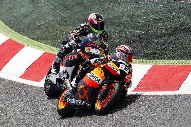 Carrera GP Catalunya 2011 Mundial de Motociclismo