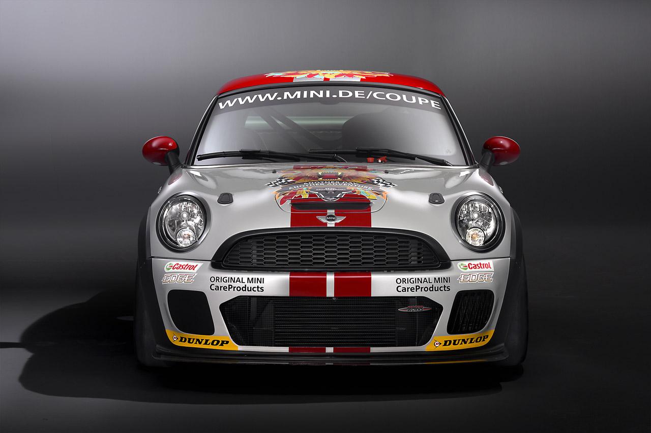 Mini John Cooper Works Coupé para las 24 H de Nürburgring