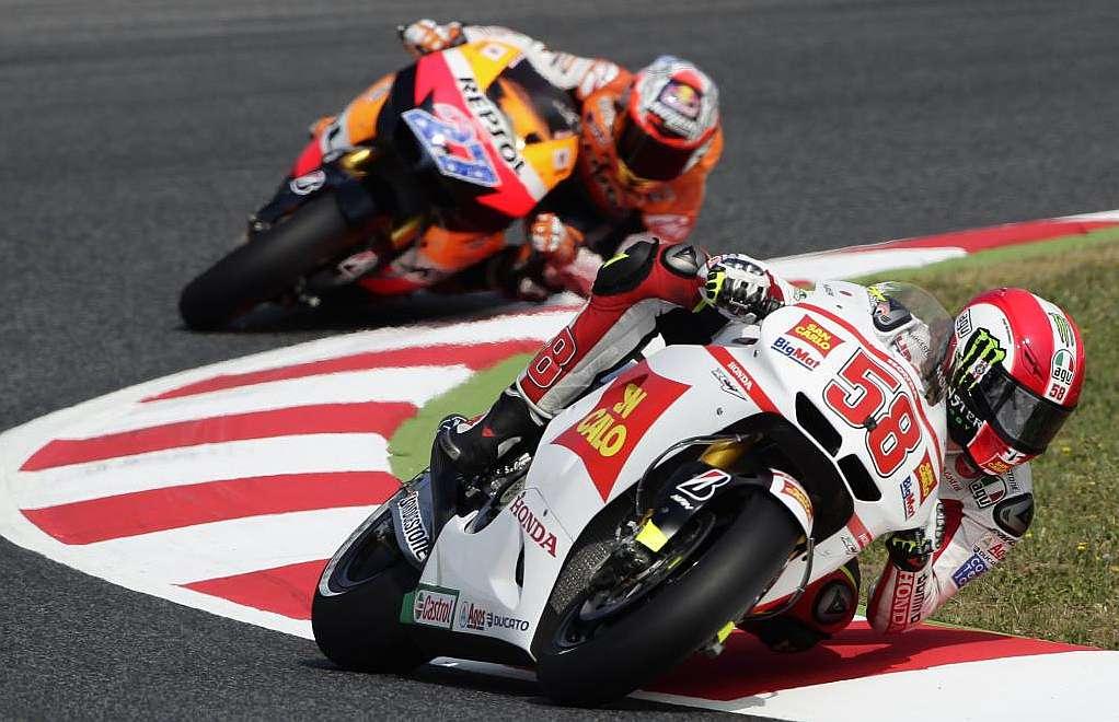 Clasificación GP Catalunya 2011 Mundial de Motociclismo: triplete español en 125