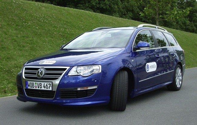 Volkswagen crea un piloto automático, HAVEit
