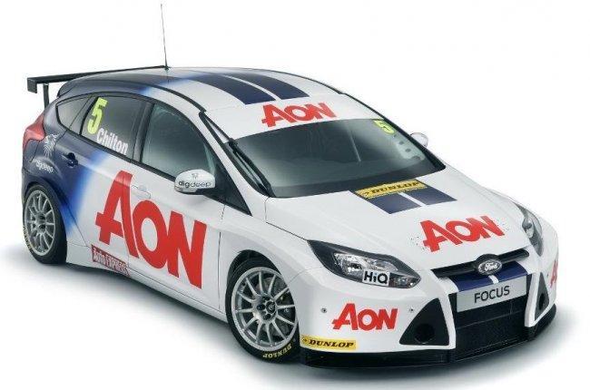 Ford para 2012 en el WTCC