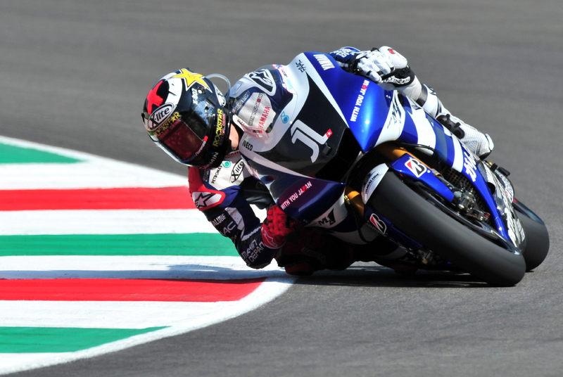 Gran Premio de Italia del mundial de motociclismo: Triplete en Mugello