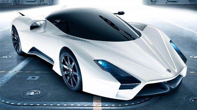 SSC Tuatara, el nuevo anti-Veyron