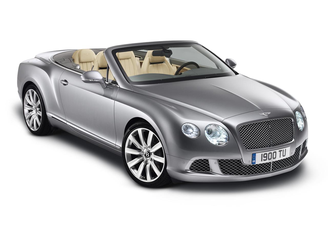 Abramos la capota: Bentley Continental GTC 2012 | Motor digital