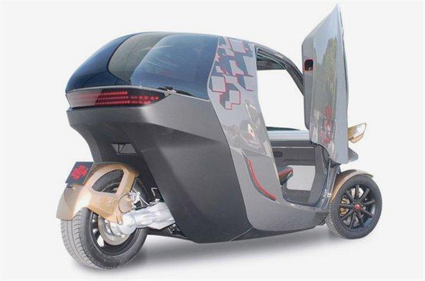 KTM E3W, los austriacos también apuestan por los eléctricos