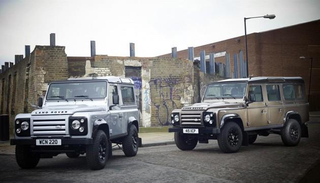 El Land Rover Defender recibe su última actualización