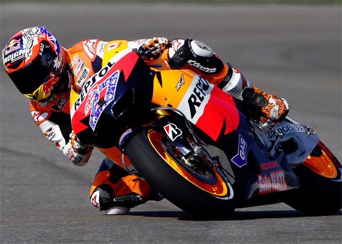 Actualidad MotoGP: Stoner aún más líder