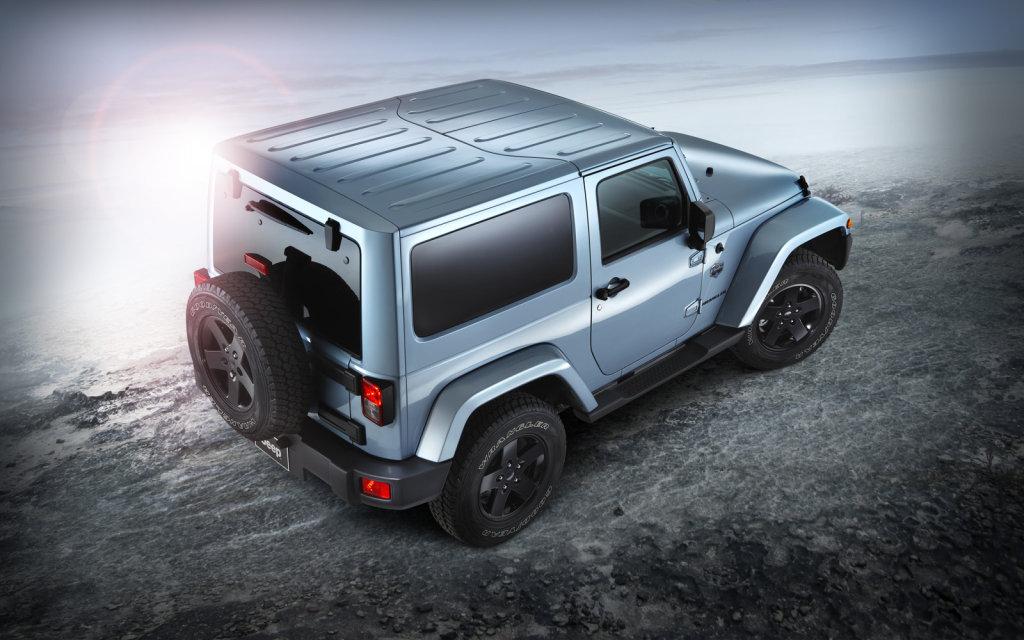 Jeep Wrangler Artic Edition, porque el hombre de las nieves también puede tener un coche