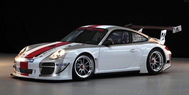 Última actualización para el Porsche 911 GT3 R