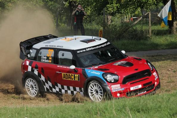 Rally Alsacia 2011: Loeb se retira, Sordo lidera increiblemente