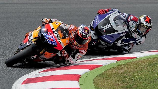 """Gran Premio de San Marino 2011 MotoGP: Stoner se lleva la """"pole"""""""