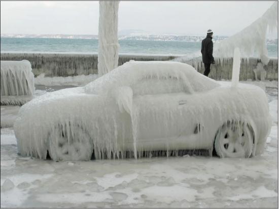 Especial Invierno: Prepara tu coche para el frío (I)