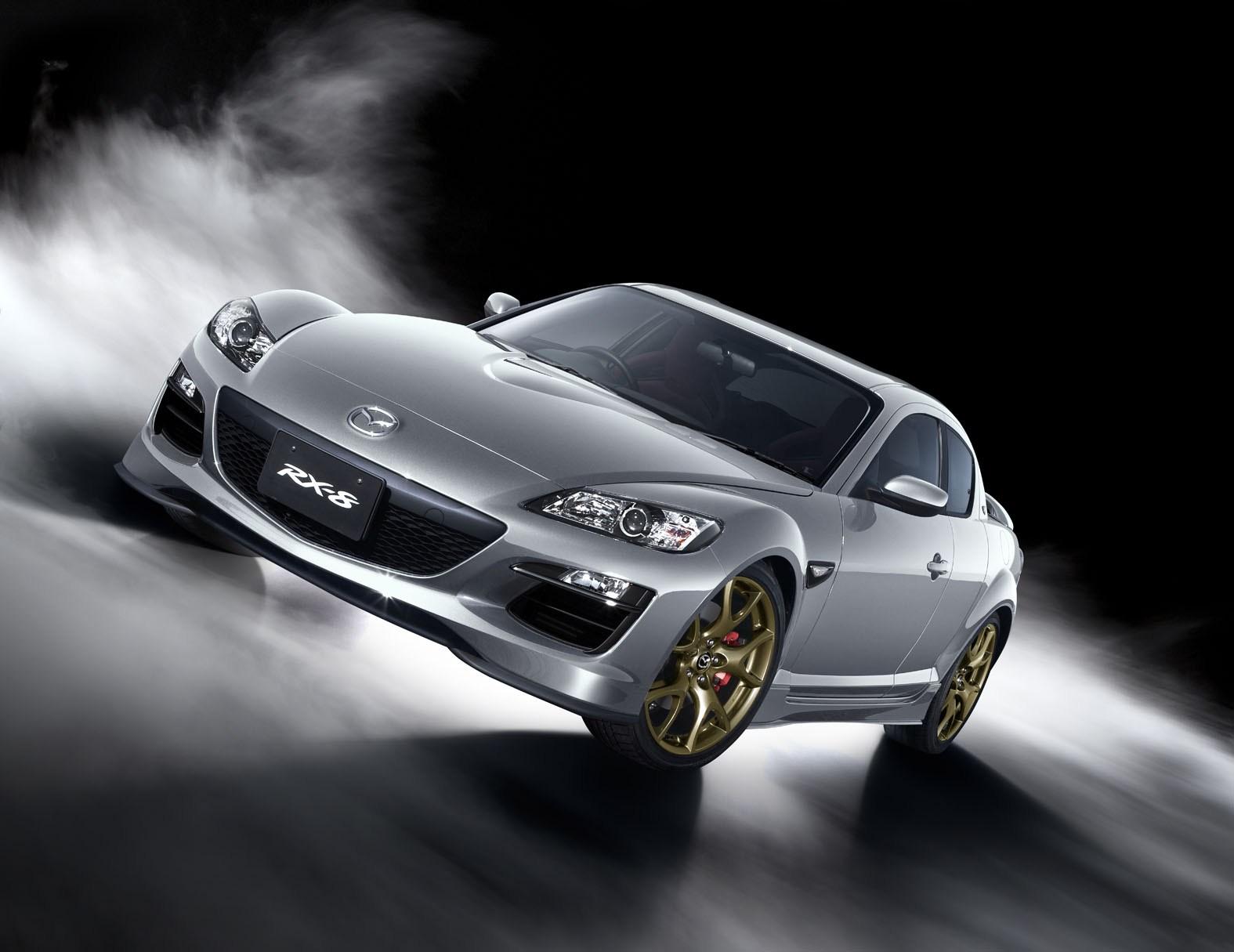"""Mazda Rx-8 Spirit R, el """"último"""" samurai"""