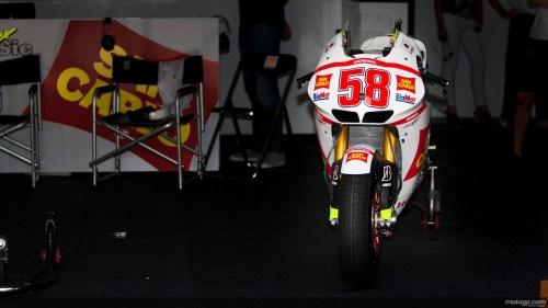 Actualidad MotoGP: El equipo de Simoncelli correrá en Cheste