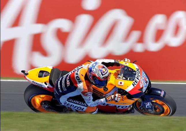 Gran Premio Australia MotoGP: Stoner se luce en casa