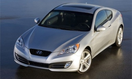 ¿Será así el restyling del Hyundai Genesis Coupé?
