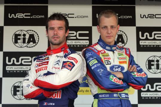Rally de Gales 2011: Loeb o Hirvonen, ¿Quien ganará?
