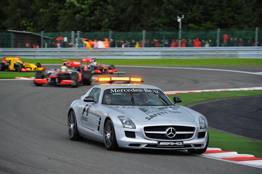Actualidad F1: Se proponen cambios para el safety car en 2012