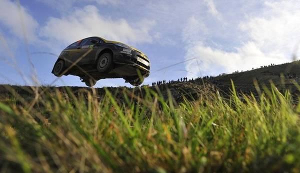 Rally de Gales 2011: Victoria para Latvala en la celebración de Loeb