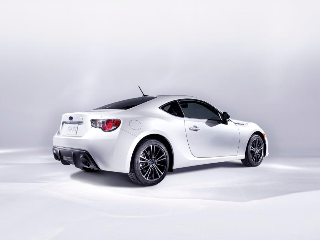 El Subaru BRZ definitivo se presentará en el Salón de Tokio