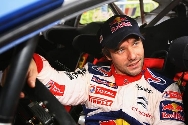 Sébastien Loeb campeón del mundo por octava vez consecutiva