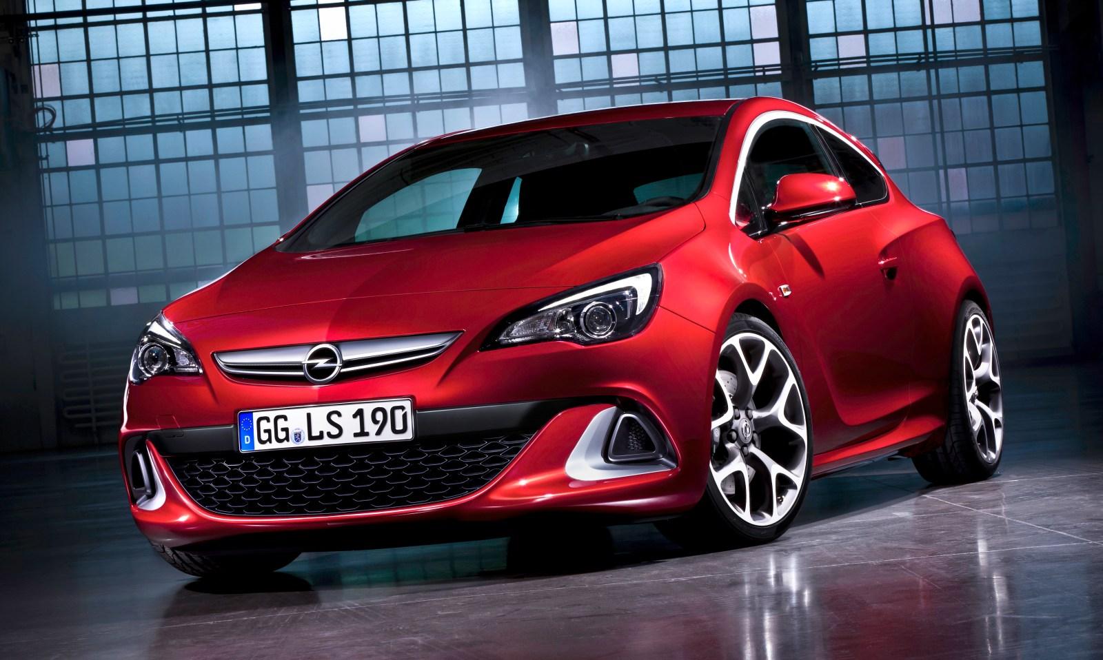 Así es el nuevo y esperado Opel Astra OPC - Motor digital