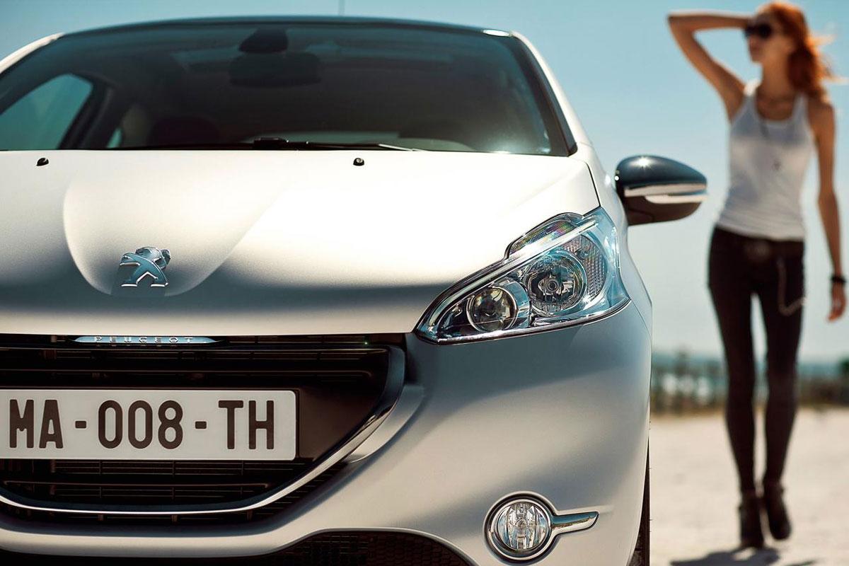 Datos oficiales del nuevo Peugeot 208