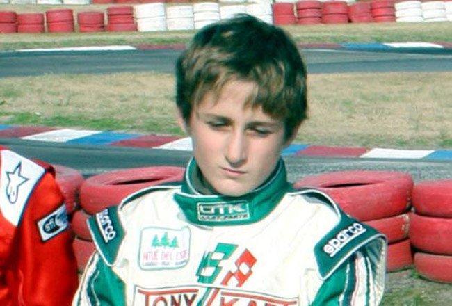 Fallece Ramiro Tot en karting