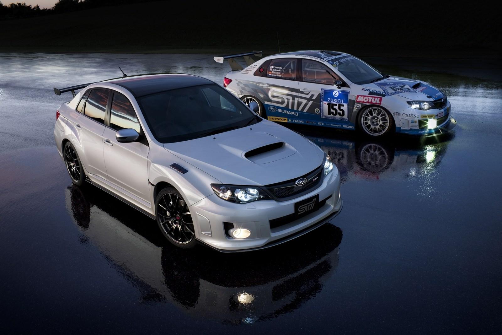 Subaru Impreza WRX STI S206, una edición especial muy especial