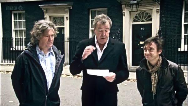 Top Gear nos felicita la navidad a su manera